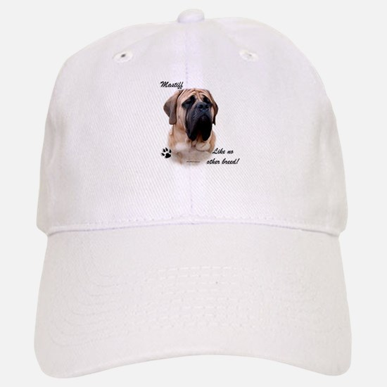 Mastiff Breed Baseball Baseball Cap