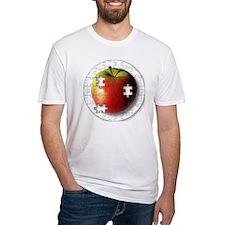 ESEteachersPuzzleApple Shirt