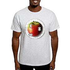 ESEteachersPuzzleApple T-Shirt