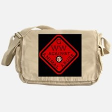 bl-red-gww-aaa-200 Messenger Bag