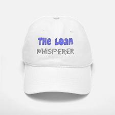 The loan whisperer Baseball Baseball Cap