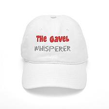 The Gavel Whisperer Baseball Cap