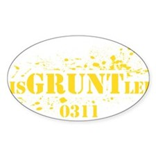 disGRUNTled_0311 Decal