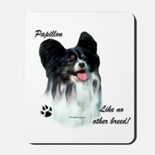 Papillon Breed Mousepad