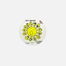 NYC Sun Splash! Majik Potion! Mini Button