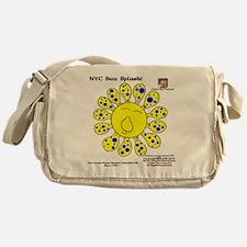 NYC Sun Splash! Majik Potion! Messenger Bag