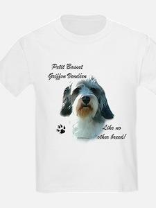 PBGV Breed Kids T-Shirt