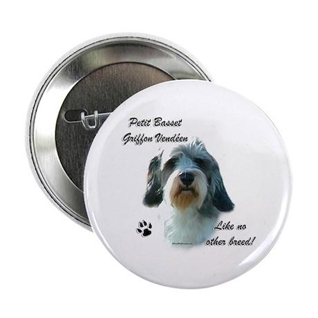 PBGV Breed Button