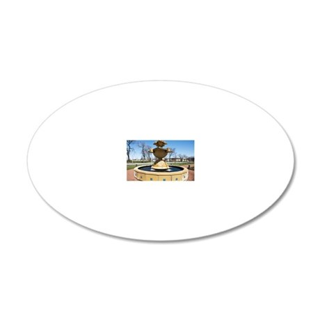 11Apr09_GagePark_026-NOTECAR 20x12 Oval Wall Decal