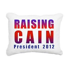 raisingcain5 Rectangular Canvas Pillow