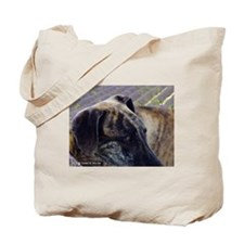 The Soul of a Sloughi Tote Bag