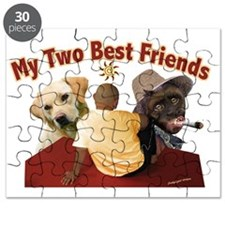 Alans 2 Best Friends Puzzle