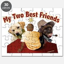 Alans 2 Best Friends Puzzle