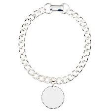 dachshund_mommy_white Bracelet