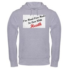 In Love with Heath Hoodie