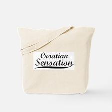 Croation Sensation Tote Bag