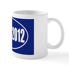 5x3oval_newt_2012_02 Mug