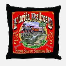 CP shirt FLARR art 110522 Throw Pillow
