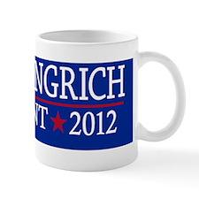 10x3_sticker_newt_gingrich_01 Mug