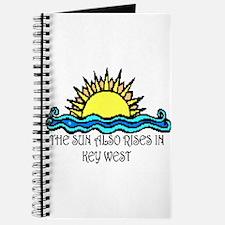 sun also rises key west Journal