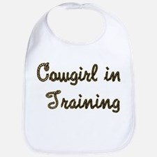 Cowgirl in Training Bib