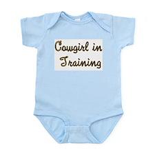 Cowgirl in Training Infant Bodysuit