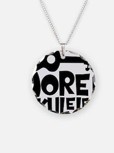 More Ukulele! Necklace Circle Charm