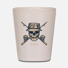 fisher-skull-DKT Shot Glass
