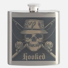 fisher-skull-OV Flask