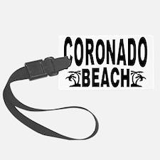 beach_coronado Luggage Tag