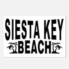 beach_siestakey Postcards (Package of 8)