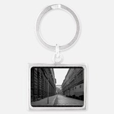 Hungary 35 Poster Landscape Keychain