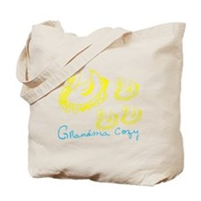 DuckVectorYellowGroupBLog Tote Bag