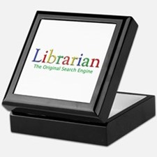 Librarian Keepsake Box