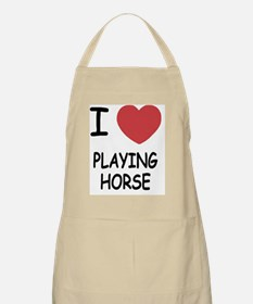 PLAYING_HORSE Apron