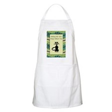 cat_fathers_day_card Apron