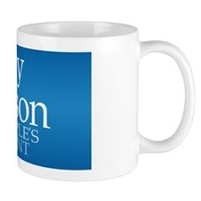 5x3oval_gary_johnson_03 Small Mug
