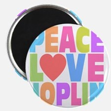 Peace Joplin Magnet