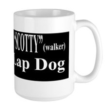 Walker-Kochs LapDog Bumper Sticker Mug