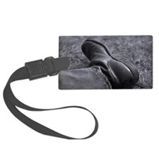 Boot Poster Luggage Tag
