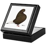 Brown Flight Keepsake Box