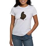 Brown Flight Women's T-Shirt