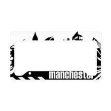 Manchester Sixth Day License Plate Holder