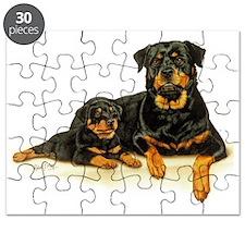 Rott  Pup Puzzle