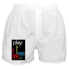 2011 season poster Boxer Shorts
