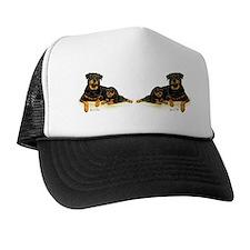 Rott  Pup Mug Trucker Hat