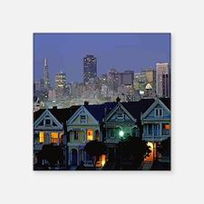 "0036_Dezine01_San Francisco Square Sticker 3"" x 3"""