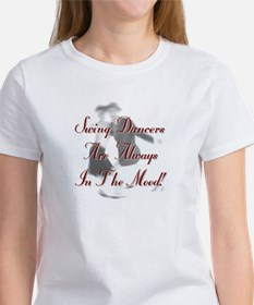 Always In the Mood Women's T-Shirt