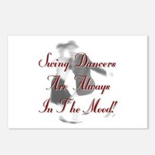 Always In the Mood Postcards (Package of 8)
