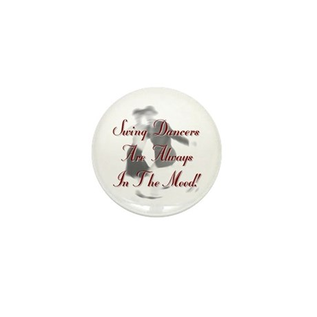 Always In the Mood Mini Button (100 pack)